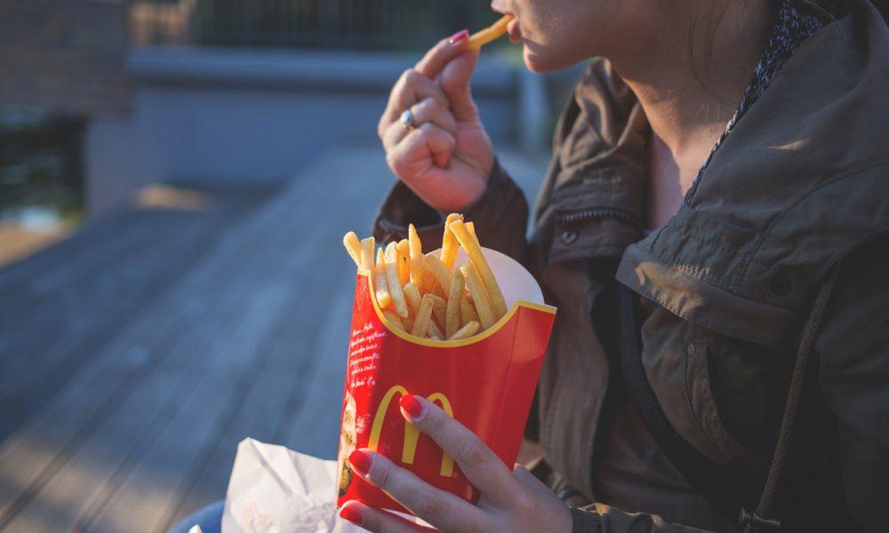 Mcdonald i KFC