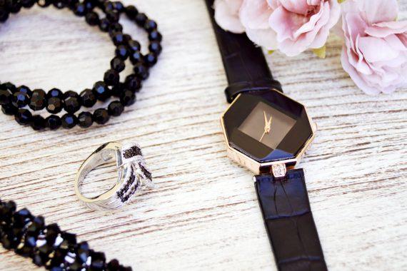 Biżuteria i zegarek