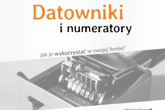 datowniki i numeratory
