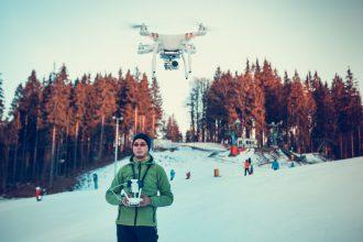 Operator drona